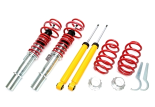 TA-Technix Coilovers til VW Jetta IV