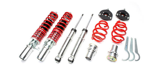 TA-Technix Deep Coilovers - VW Golf 5